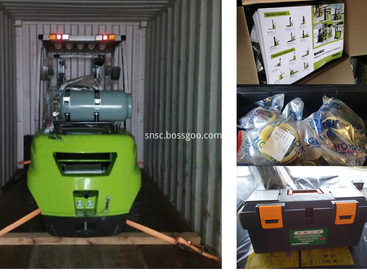 LPG Shippment
