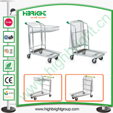 Construction Store Flat Bed Trolley Cart