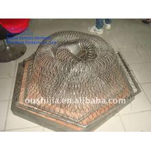 animal enclosure/fencing mesh/zoo mesh