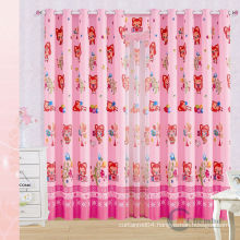 China decorative kids room curtains