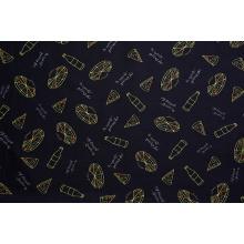 Pizza Pattern Juice Pattern Printed Fabrics