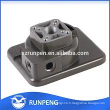 L'alliage d'aluminium de haute précision meurent des pièces de rechange de moteur de moulage mécanique sous pression