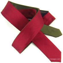 Mens Cheap New Arrivals 2018 Polyester Reversible Cravates