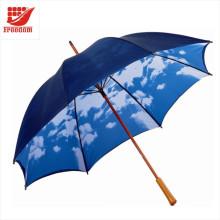 Parapluie de golf bon marché promotionnel adapté aux besoins du client