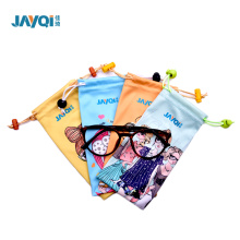 250gsm Microfiber Glasses Cleaning Pouch