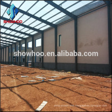 Small steel structure construction prefabricated low cost housing