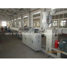 PPR/PE Pipe Production Line / Plastic Extruder Machinery