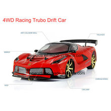 1/10 Scale Radio Control RC R/C Racing Car with Drift Function