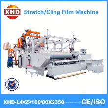 Leader du fabricant de machines à film plastique