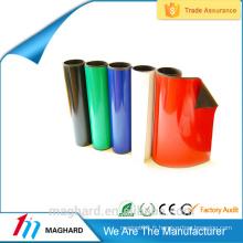 Feuille de caoutchouc magnétique en caoutchouc flexible en caoutchouc flexible