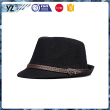 Main product long lasting men homburg hats for wholesale