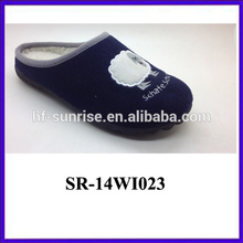 latest 2014 nice women slipper winter for wholesale