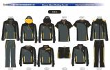 New Design Club Men's 100% Polyester Sports Wear