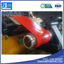 PPGI PPGL Prepainted Bobina de acero galvanizado CGCC Tdc53D + Z