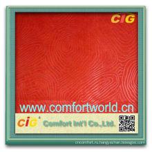 Конкурентоспособных oem новый дизайн красочные ткани высокого качества мягкой Нинбо производитель авто бархат обивки