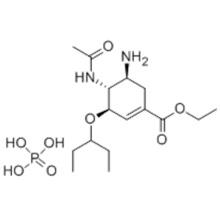 Oseltamivir phosphate CAS 204255-11-8