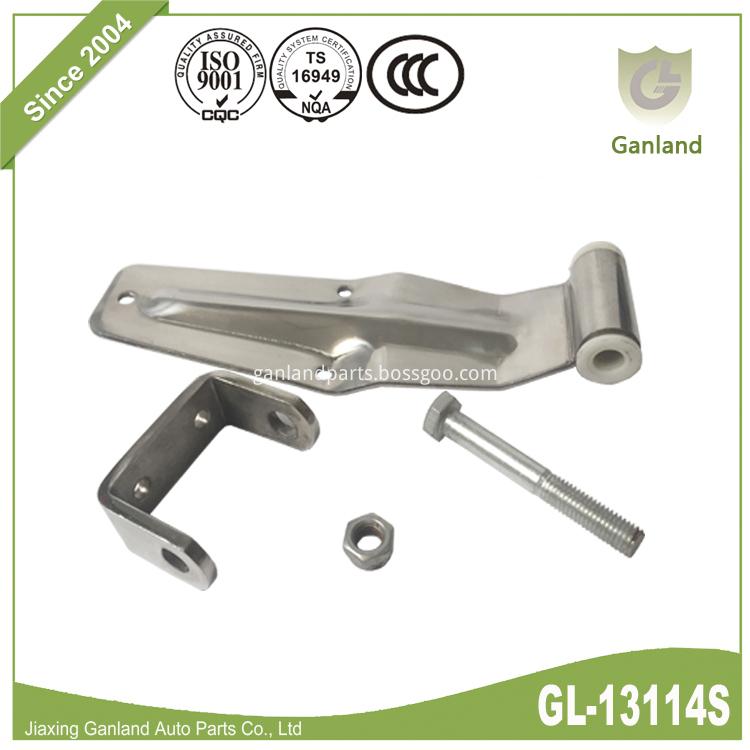 Bracket stainless steel hinge GL-13114SY4