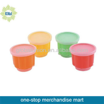plastic jelly mould