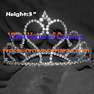 Unique Rhinestone Crowns and Tiaras