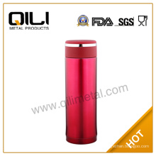 Fashion read tea s/s vacuum flask