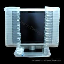 Embalagem impermeável do saco da coluna do ar para o computador