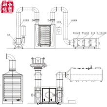 Zp-C Series Hot Air Vertical Drying Oven