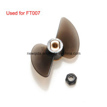 FT007 2.4G RC Ship Spare Parts Boat Propeller Rotor Blade