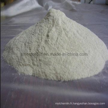 Taurine CAS 107-35-7 de poudre d'hormone d'amélioration de nutrition de sports