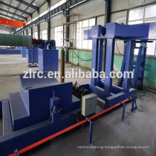 Composite filament winding Machine - China, GRP, GRE, fiberglass pipes