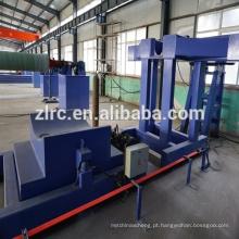 Máquina de enrolamento de filamento composto - China, GRP, GRE, tubos de fibra de vidro