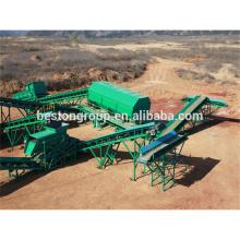 Usine de ligne de tri de déchets municipaux automatiques de tri de déchets municipaux à vendre