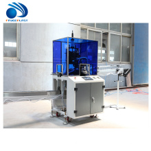 O suco automático completo da água da garrafa do ANIMAL DE ESTIMAÇÃO de Faygoplast pode máquina de corte