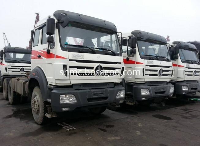 Weichai Engine Tractor Truck