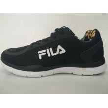 Schwarze Mesh Casual Jogging Schuhe Damen Schuhe