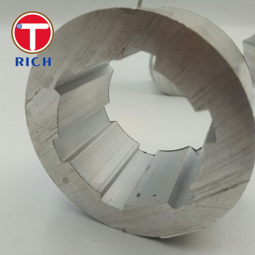 6063 6061 Hot Extrusion Aluminum Industrial profile