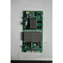 DOT-108CB Display board voor COP & HOP dubbelzijdig dot-matrix Lift reserveonderdelen