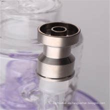10mm / 14mm Domeless grado 2 Titanium clavo para fumar Tobbaco (ES-TN-034)