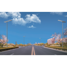 Outdoor IP67 Solar LED Street Light