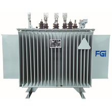 High Voltage Amorphous Metal Transformer