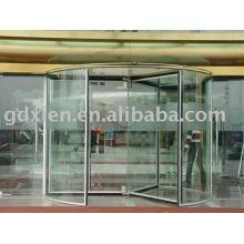 Fornecimento CN sistema de porta giratória automática-3 asas