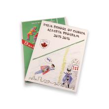 Impression sur papier offset Impression sur papier pour enfants Customzied