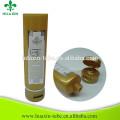 150ml empty refillable lotion cream mascara blue tube