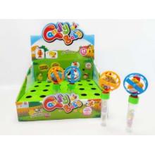 Heißer Verkauf Wind up Fahrzeug Candy Spielzeug mit En71