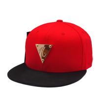 Boné de beisebol preto do chapéu do basebol do camionista do rabisco