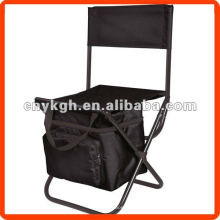 foldable camping chair with tool bag VLA-2003L