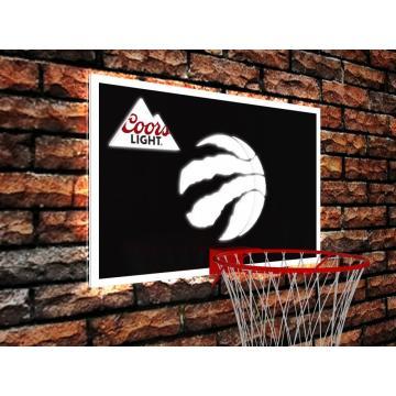 Coorslight NBA Basketball Lichtzeichen