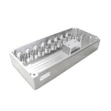 cnc machine box, custom aluminum electronic enclosure cnc