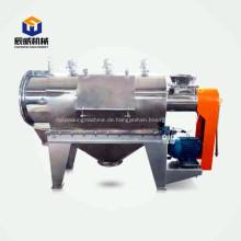 Horizontale Siebmaschine für Pulver