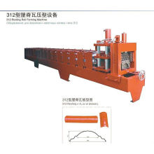 312 automatic roofing roll forming machine