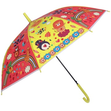 Nettes kreatives Tierform Kind / Kinder / Kind Regenschirm (SK-18)